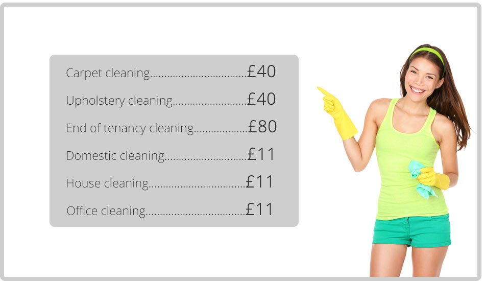 Promotional Rates on High Standard Cleaning Services